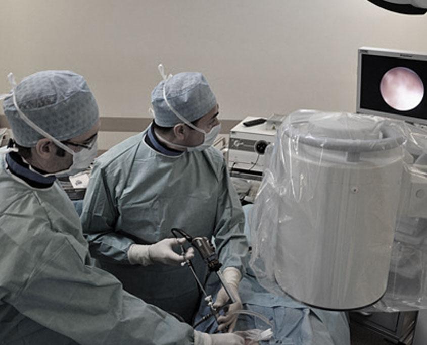 Perkütan böbrek cerrahisi nasıl uygulanır
